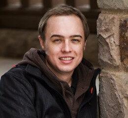 Casey Blanton, Successful software designer at uLumos, LLC