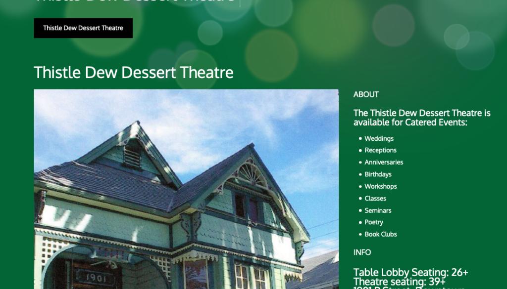 Thistle Dew Theatre